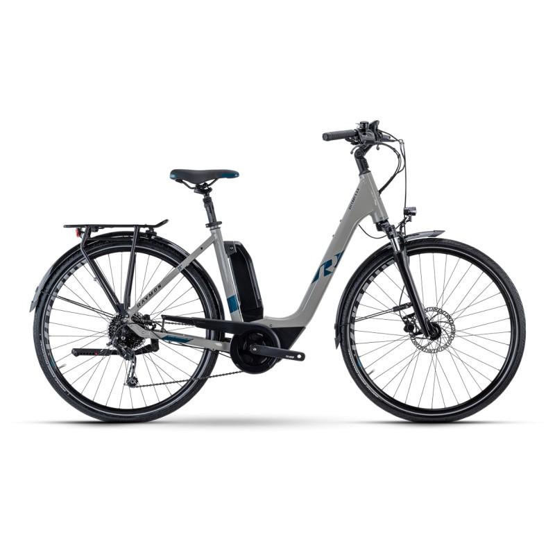 Le vélo femme Raymon Cityray E 3.0 est en vente chez Bikes Store 2830 à Annecy