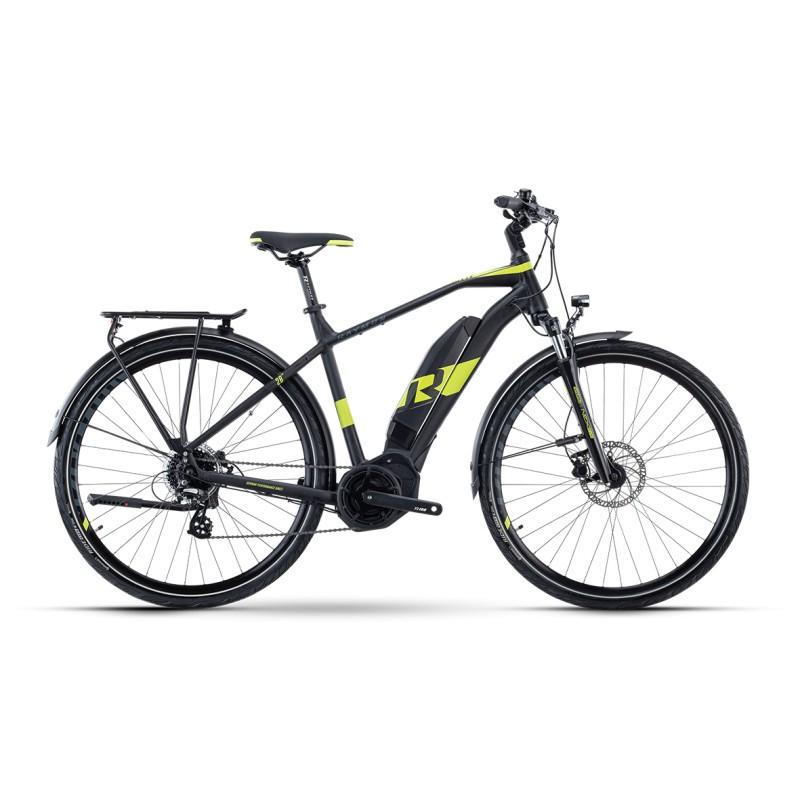 Le vélo homme Raymon Touray E 1.0 est en vente chez Bikes Store 2830 à Annecy